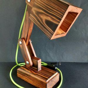 Flexo de madera reciclada de palet